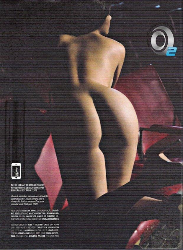 Playboy Mari Silvestre Caldeirão do Huck Março (17)