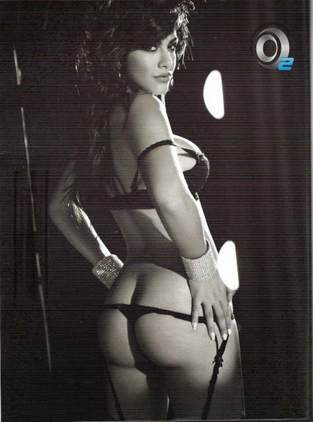 Fotos Playboy Mari Silvestre Caldeirão do Huck Março (2)