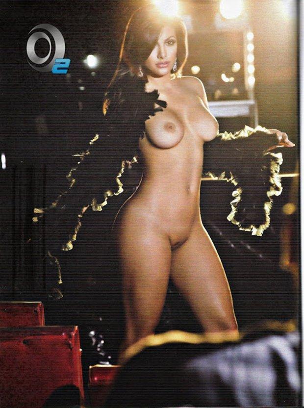 Fotos Playboy Mari Silvestre Caldeirão do Huck Março (5)