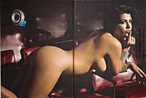 Fotos Playboy Mari Silvestre Caldeirão do Huck Março (7)