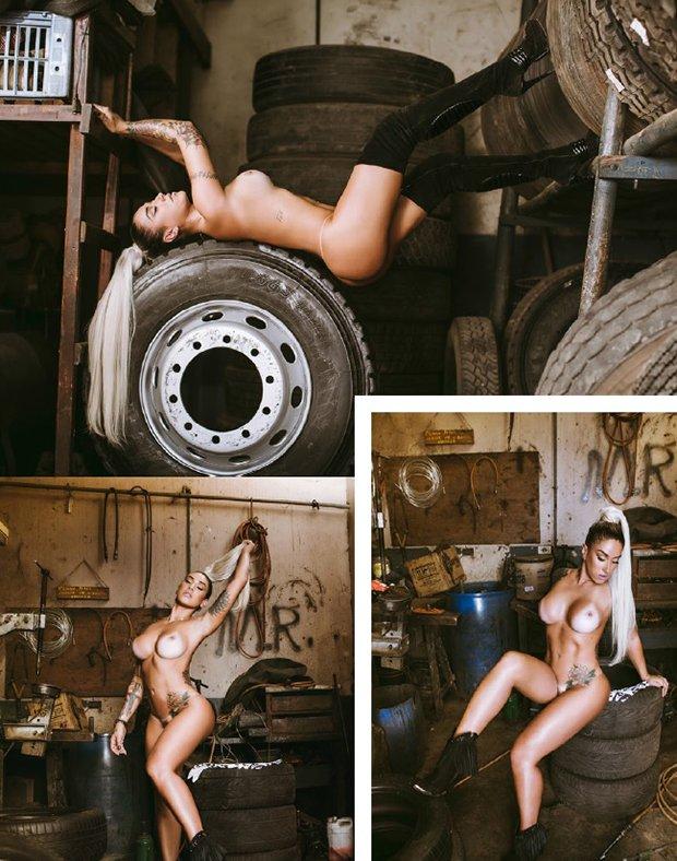 Sexy Dani Bolina abril (13)