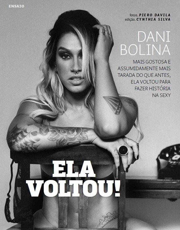 Fotos Sexy Dani Bolina abril (4)