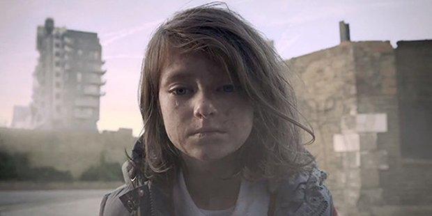 O que a guerra faz na vida de uma criança