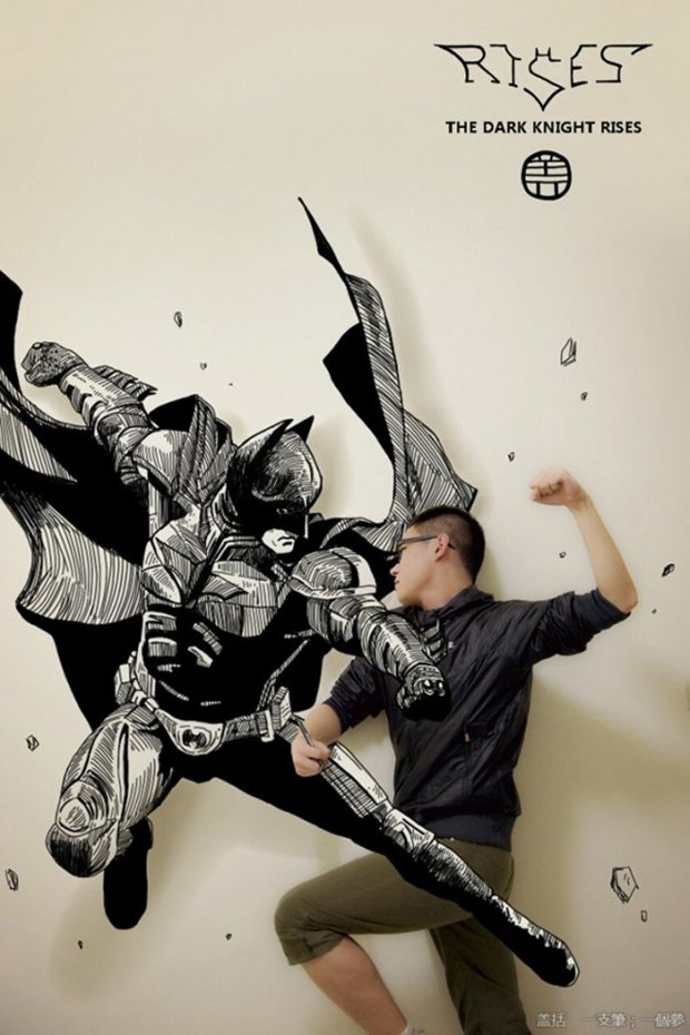 Entrando nos quadrinhos (7)