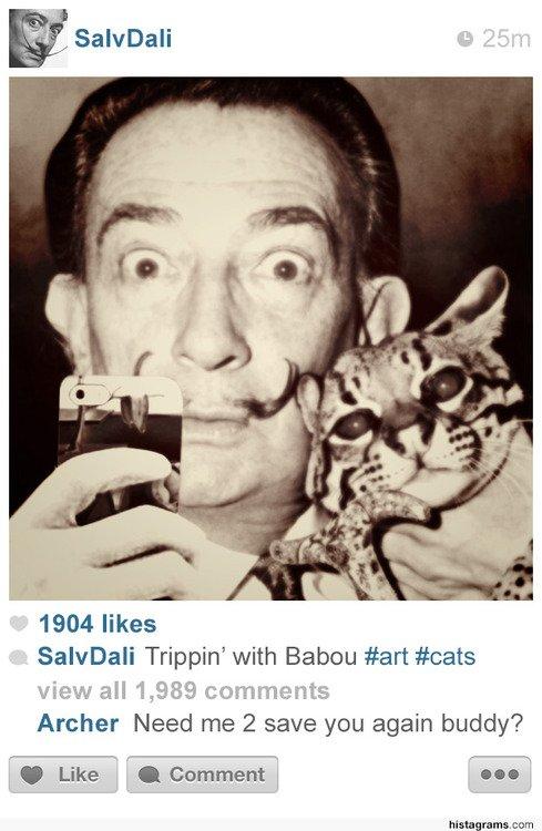 Instagram ao longo da História (19)