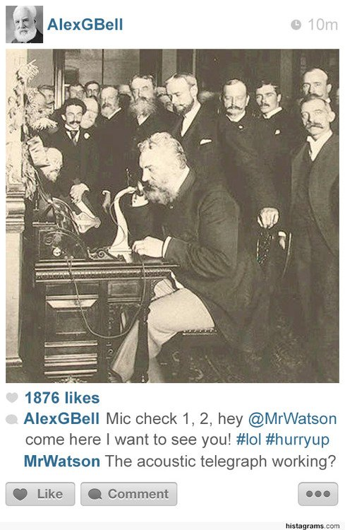 Instagram ao longo da História (23)