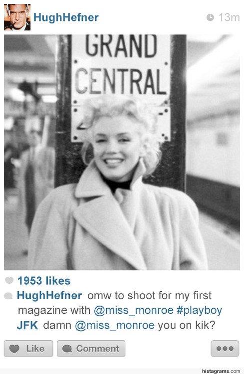 Instagram ao longo da História (8)
