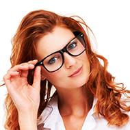 Gifs que explicam a vida de quem usa óculos