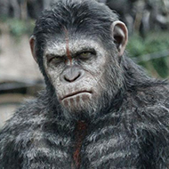 Novas imagens do filme Planeta dos Macacos