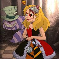 Se heroínas da Disney fossem corrompidas pelo mal
