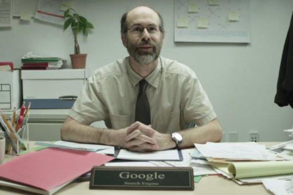 se o google fosse um cara