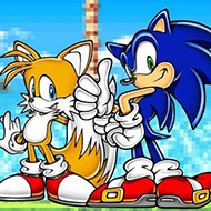 Sonic & Tails - O musical