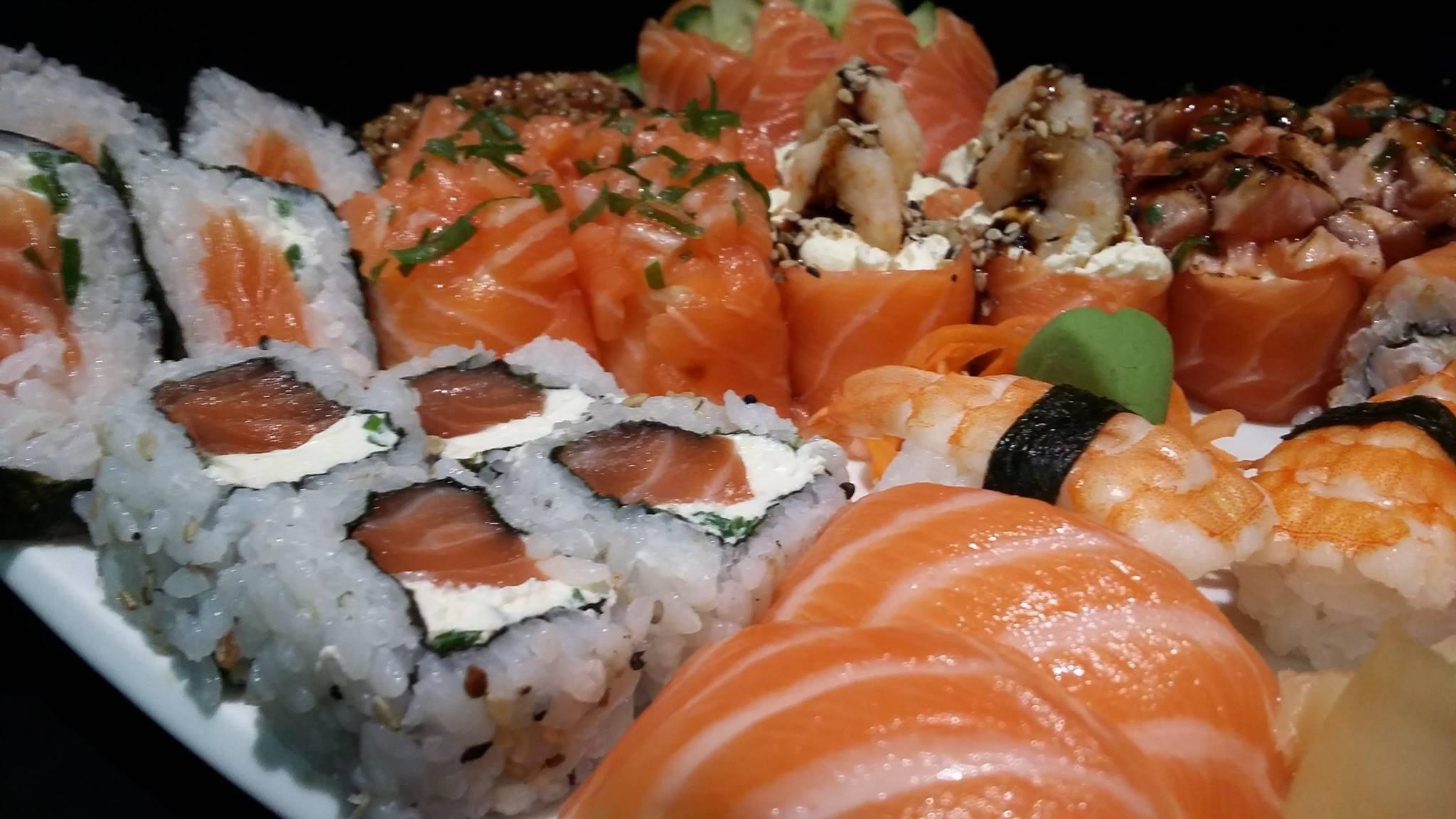 O que fazer e o que não fazer em um sushi bar