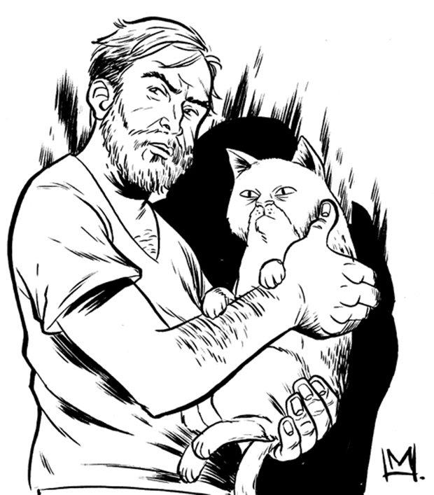 Ilustrações da vida de uma gatinha (31)