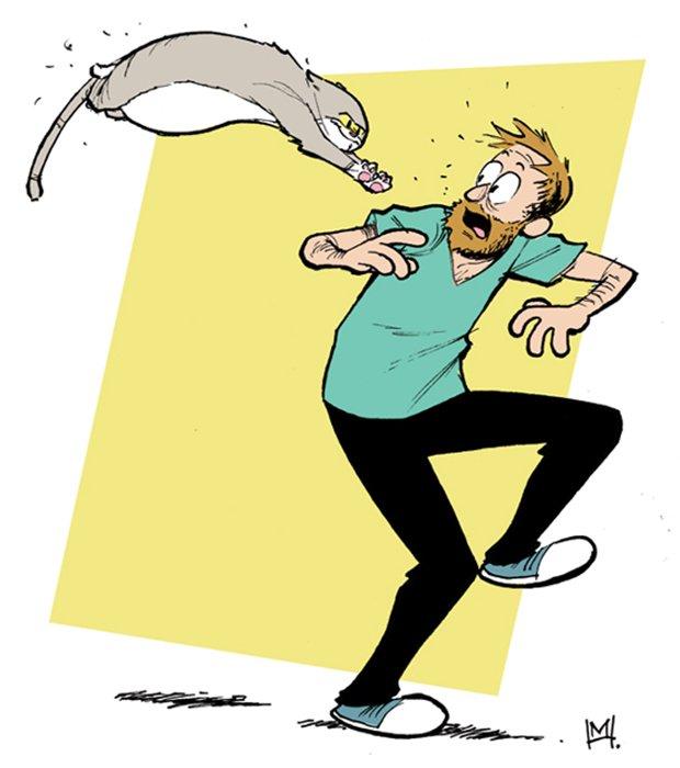 Ilustrações da vida de uma gatinha (32)