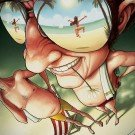 Ilustrações polêmicas de Denis Zilber 15