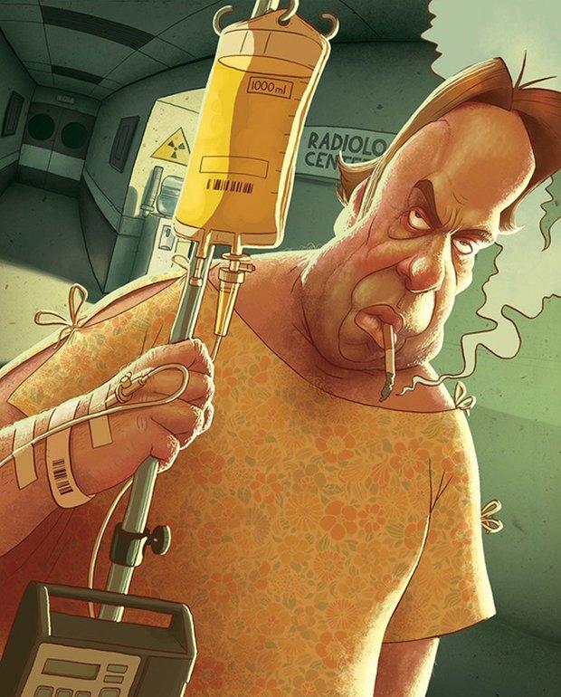 Ilustrações polêmicas de Denis Zilber (16)