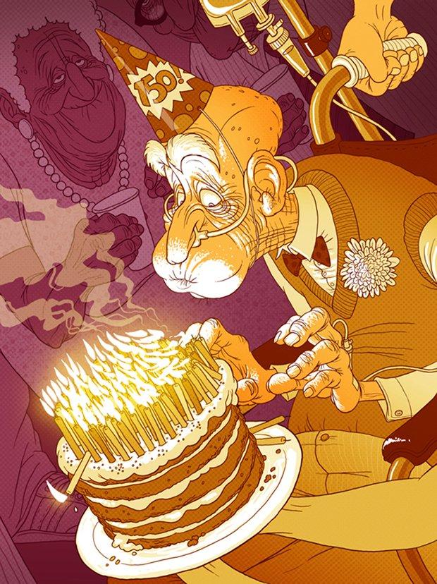 Ilustrações polêmicas de Denis Zilber (21)