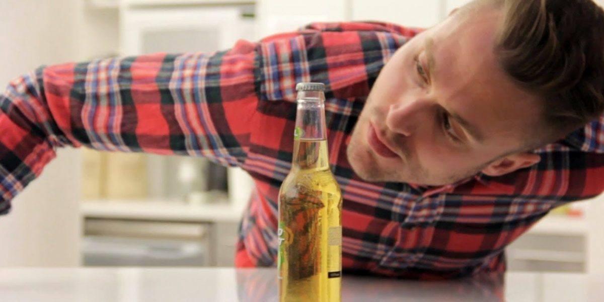 Maneiras de abrir uma garrafa de cerveja