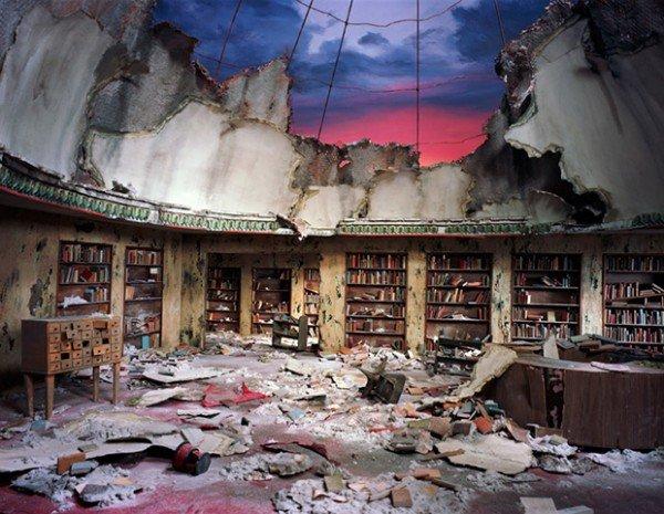 O mundo pos apocalipse 13
