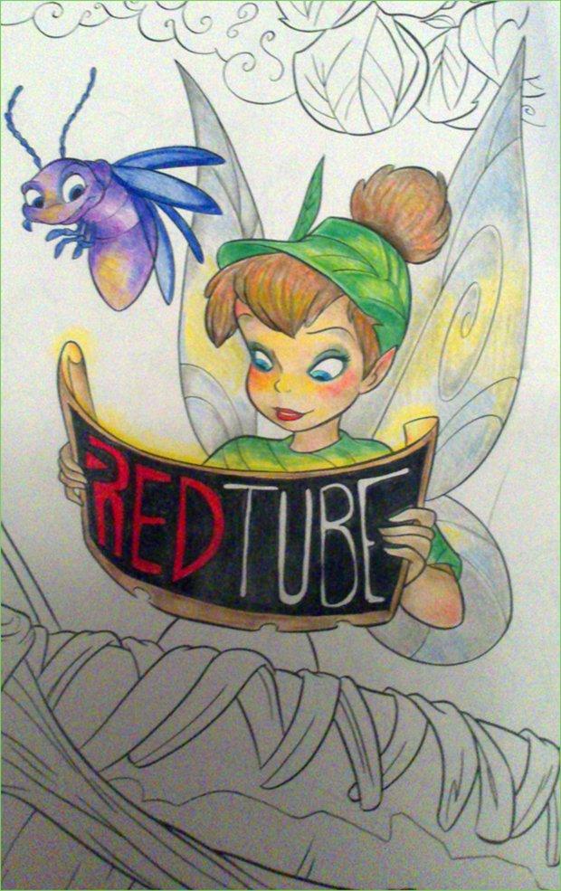 O que acontece quando adultos pegam livros de colorir (13)