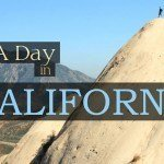 Um dia na California