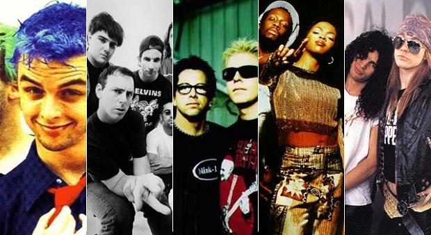 Vocalizações dos anos 90