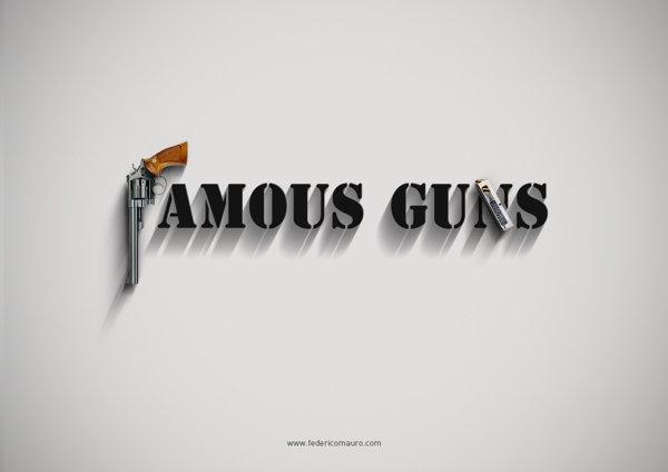 Armas famosas