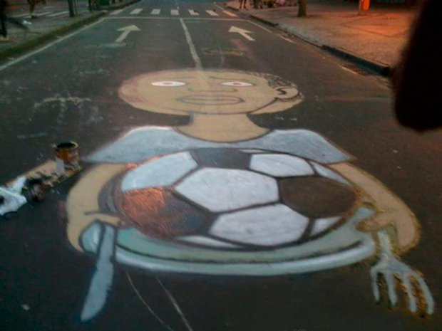 Grafite brasileiro e a insatisfação com a Copa do Mundo (10)