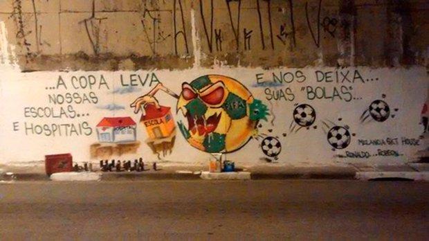 Grafite brasileiro e a insatisfação com a Copa do Mundo (11)