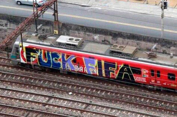 Grafite brasileiro e a insatisfação com a Copa do Mundo (5)