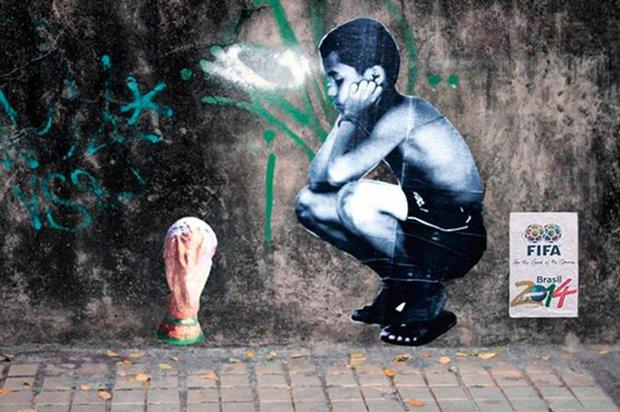 Grafite brasileiro e a insatisfação com a Copa do Mundo (8)