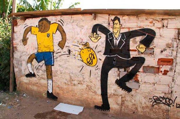 Grafite brasileiro e a insatisfação com a Copa do Mundo (9)