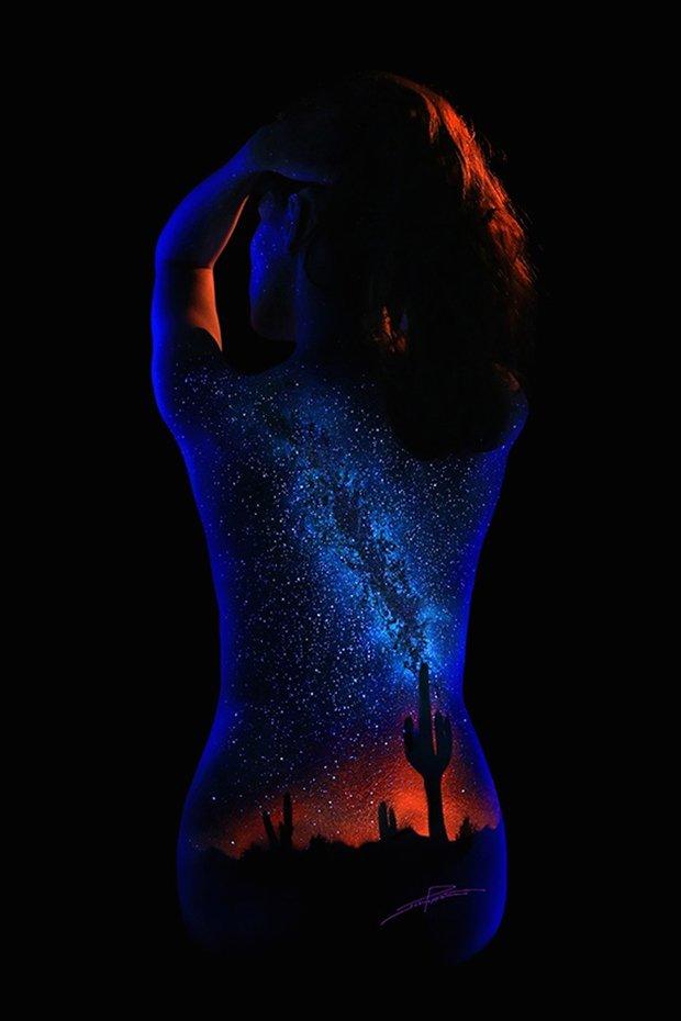 Mulheres e tintas fluorescentes (11)
