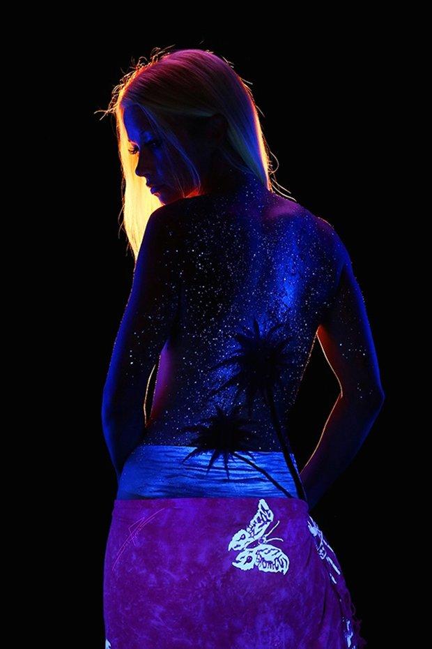Mulheres e tintas fluorescentes (5)