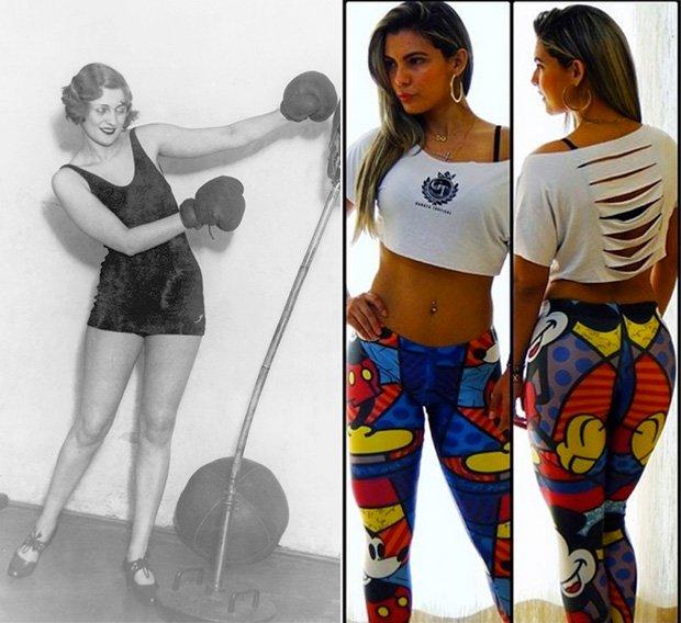 Mulheres fitness de ontem e hoje (7)