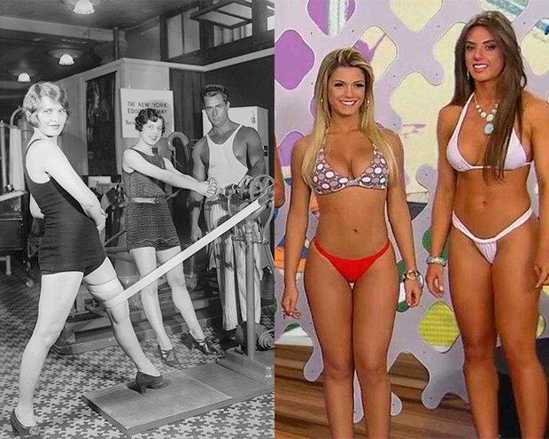 Mulheres fitness de ontem e hoje (8)