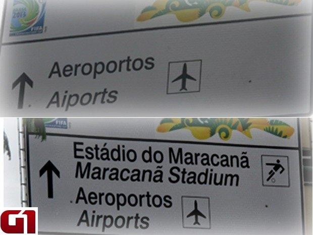 Placas brasileiras traduzidas para a Copa do Mundo (13)