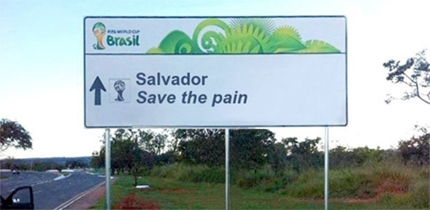 Placas brasileiras traduzidas para a Copa do Mundo (18)