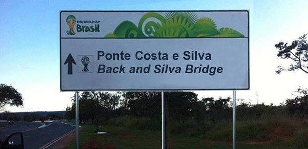 Placas brasileiras traduzidas para a Copa do Mundo (5)