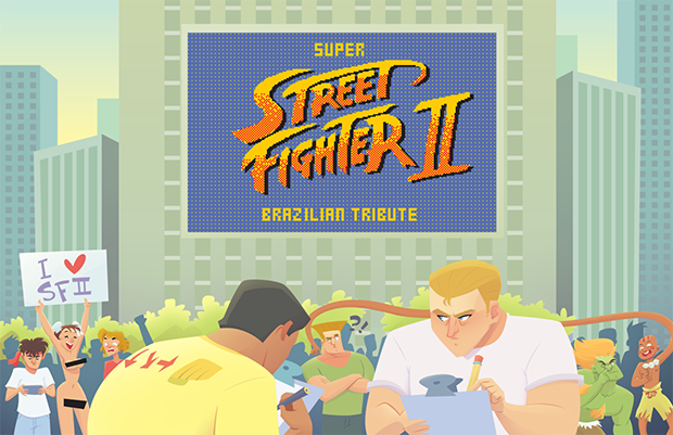 Tributo a Street Fighter (1)
