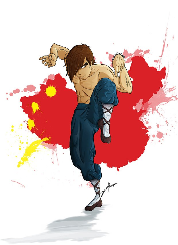 Tributo a Street Fighter (2)