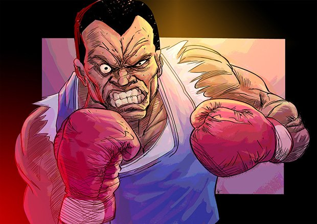 Tributo a Street Fighter (3)