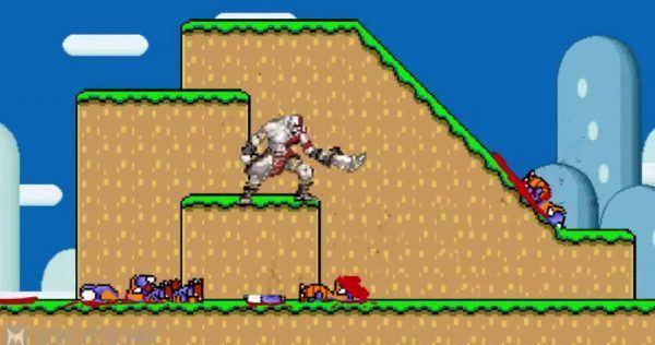 super kratos world