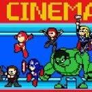 8 bit cinema the avengers retold thumb