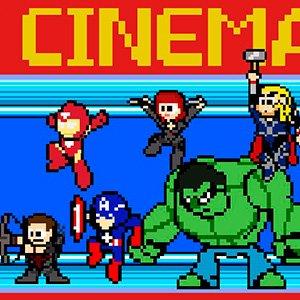 Os Vingadores em 8 bits