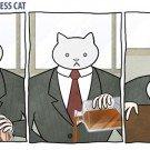 As aventuras do Gato Executivo (5)