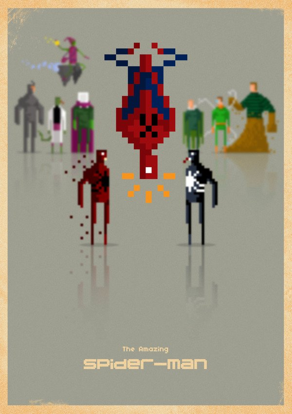 Marvel em 8 bits (7)
