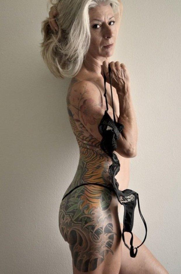 Tatuagem E quando você envelhecer (10)