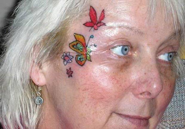 Tatuagem E quando você envelhecer (17)